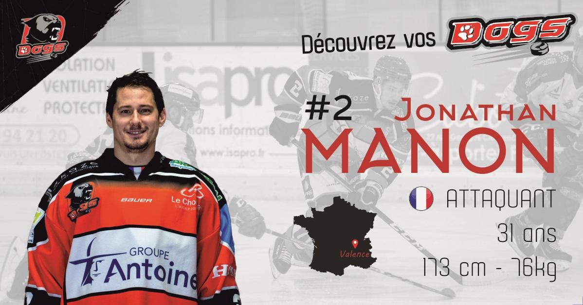 Jonathan MANON