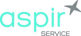 Logo Aspir Service gris